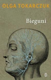Bieguni - Olga Tokarczuk - okładka książki
