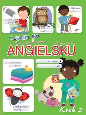 Czytam po angielsku - okładka podręcznika