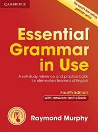 Essential Grammar in Use - okładka podręcznika