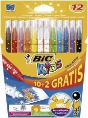 Flamastry KIDS Colour & Erase (10+ - zdjęcie produktu