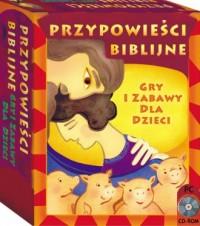 Gry i zabawy z przypowieściami biblijnymi - pudełko programu