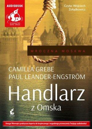Handlarz z Omska (CD mp3) - pudełko audiobooku