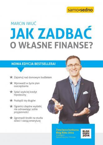 Jak zadbać o własne finanse? - okładka książki