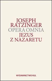 Opera Omnia. Tom VI-1. Jezus z - okładka książki