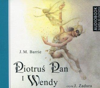 Piotruś Pan i Wendy - pudełko audiobooku