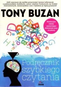 Podręcznik szybkiego czytania - okładka książki