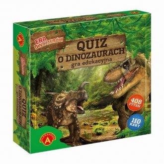 Quiz o dinozaurach - era dinozaurów - zdjęcie zabawki, gry