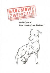 Rozmowy zwierząt - okładka książki