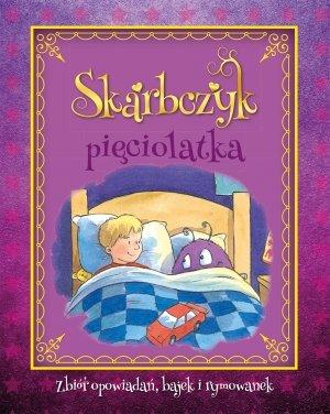 Skarbczyk pięciolatka - okładka książki
