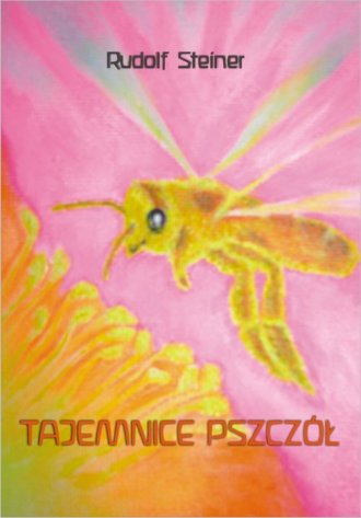Tajemnice pszczół - okładka książki