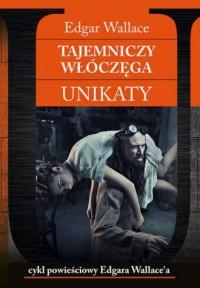 Tajemniczy włóczęga Unikaty - okładka książki