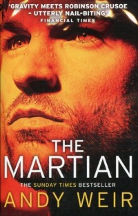 The Martian - okładka książki