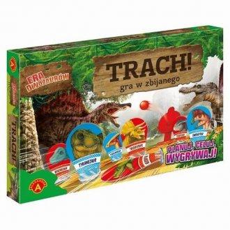 Trach - era dinozaurów - zdjęcie zabawki, gry