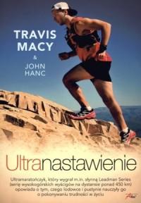 Ultranastawienie - okładka książki