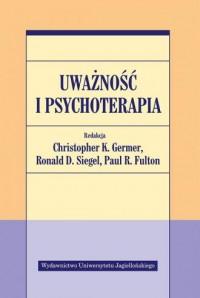 Uważność i psychoterapia - okładka książki