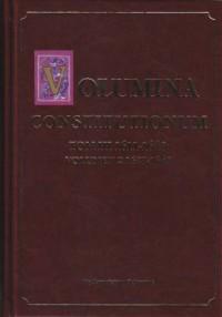 Volumina Constitutionum. Tom 3. 1611-1640. Volumen 2. 1627-1640 - okładka książki
