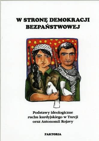 W stronę demokracji bezpaństwowej. - okładka książki