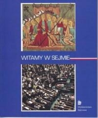 Witamy w Sejmie - okładka książki