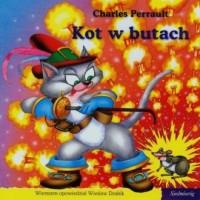 101 bajek. Kot w butach - okładka książki