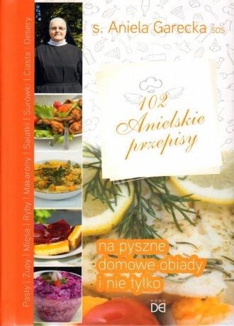 102 Anielskie przepisy - okładka książki
