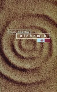 Alchemik - okładka książki