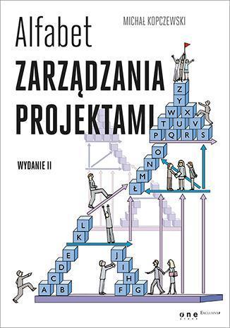 Alfabet zarządzania projektami. - okładka książki