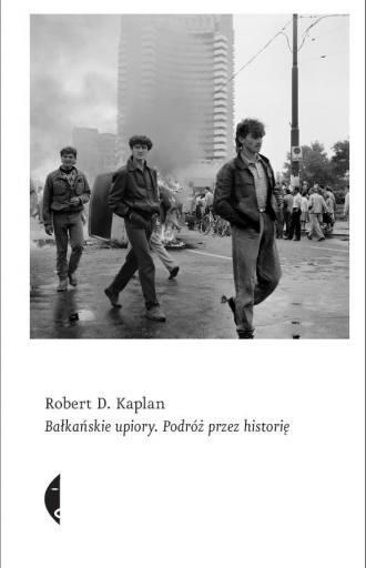 Bałkańskie upiory. Podróż przez - okładka książki