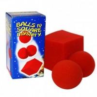 Balls to square mystery Plus. Tajemnicze piłki - zdjęcie zabawki, gry
