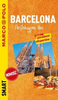 Barcelona. Przewodnik smart - Wydawnictwo - okładka książki