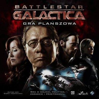 Battlestar Galactica - zdjęcie zabawki, gry