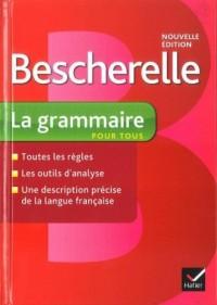 Bescherelle. La grammaire pour tous - okładka podręcznika