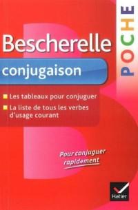 Bescherelle poche Conjugaison - okładka książki