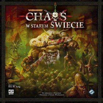 Chaos w Starym Świecie - zdjęcie zabawki, gry