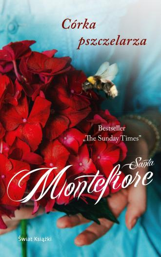 Córka pszczelarza - okładka książki