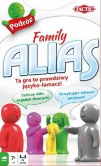 Family Alias wersja podróżna - zdjęcie zabawki, gry