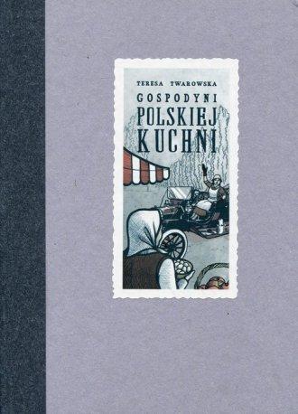 Gospodyni polskiej kuchni. Reprint - okładka książki