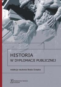 Historia dyplomacji publicznej - okładka książki