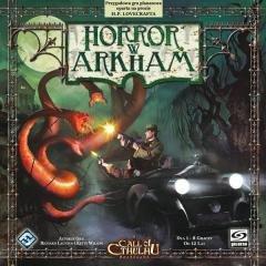 Horror w Arkham - zdjęcie zabawki, gry