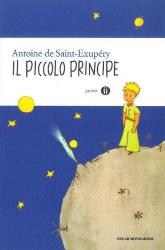 Il Piccolo Principe. Mały Książę - okładka książki