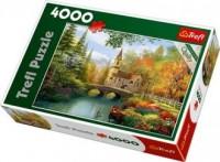 Jesienna nostalgia (puzzle 4000-elem.) - zdjęcie zabawki, gry