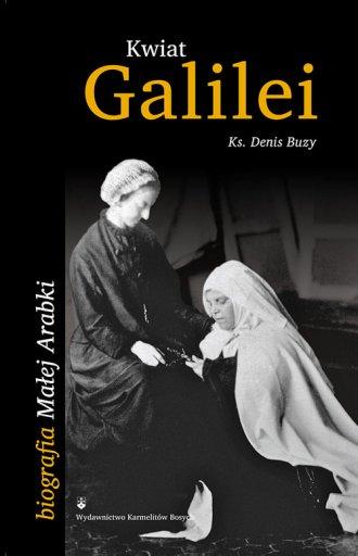 Kwiat Galilei. Biografia Małej - okładka książki