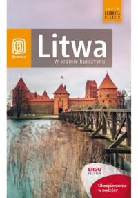 Litwa. W krainie bursztynu - okładka książki