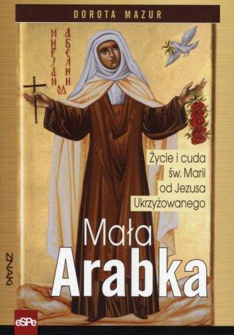 Mała Arabka - okładka książki