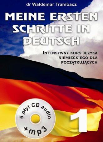 Meine Ersten Schritte in Deutsch - pudełko audiobooku