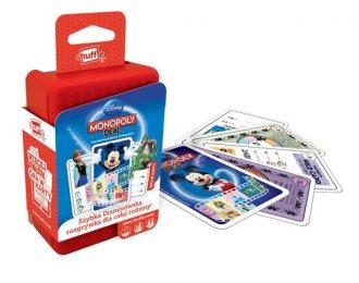 Monopoly Deal. Disney - zdjęcie zabawki, gry