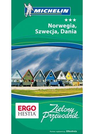 Norwegia, Szwecja, Dania. Zielony - okładka książki