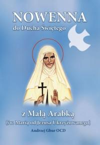 Nowenna do Ducha Świętego z Małą - okładka książki
