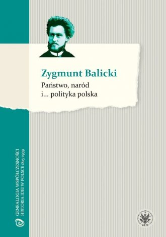 Państwo, naród i...polityka polska - okładka książki