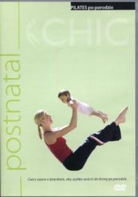 Pilates po porodzie. Postnatal - okładka filmu