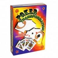 Poker Transformation. Pokerowa transformacja - zdjęcie zabawki, gry